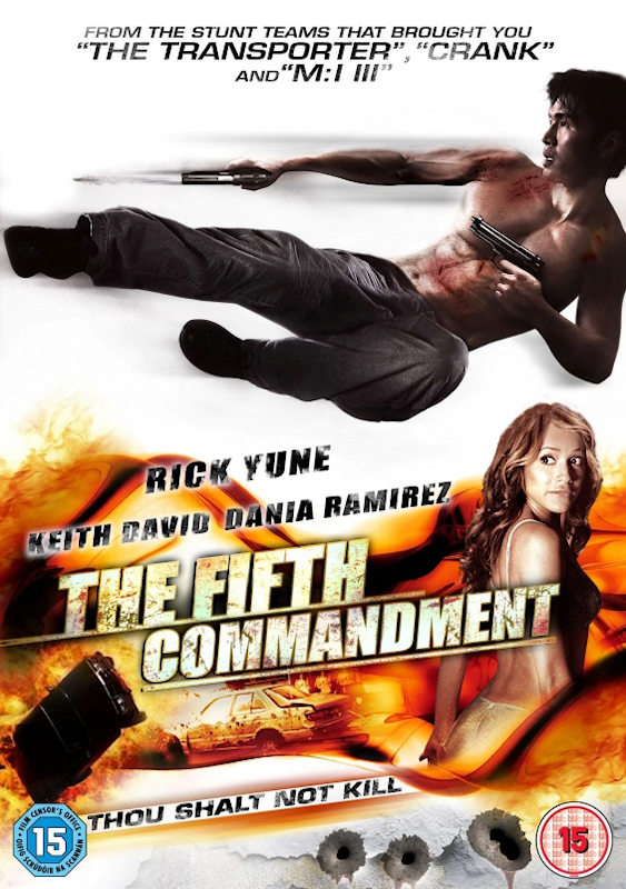 Poster 5th Commandment, The